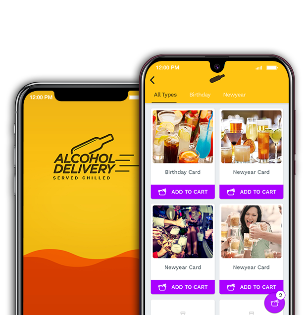 Alcohol-Delivery-App