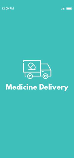Medicine Delivery App 1